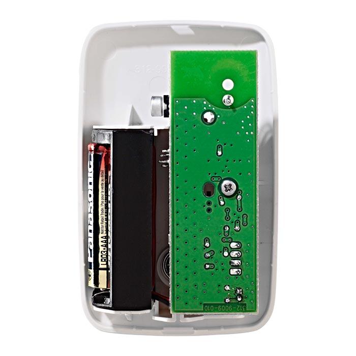 سنسور شکست شیشه بی سیم g550 دزدگیر شرکت پارادوکس کانادا paradox سنسور شکست شیشه بی سیم G550 دزدگیر شرکت پارادوکس کانادا PARADOX Paradox Service G550 Inside 4k