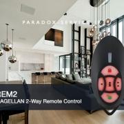 ریموت کنترل rem2 دزدگیر شرکت پارادوکس کانادا paradox ریموت کنترل REM2 دزدگیر شرکت پارادوکس کانادا PARADOX small banner REM2 180x180